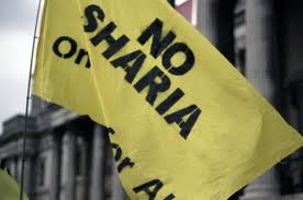 We intend to step up pace against Sharia law in 2012