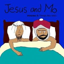 Jesus and Mo an act of discrimination? Who knew?