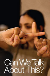 DV8 Physical Theatre 'Can we talk about this?' opens tonight