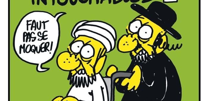Bravo Charlie Hebdo