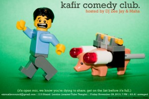 kafir comedy club