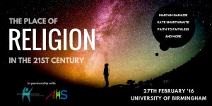 Place of Religion in 21 Century
