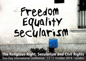 Religious-Right, Secularism and Civil Rights conference