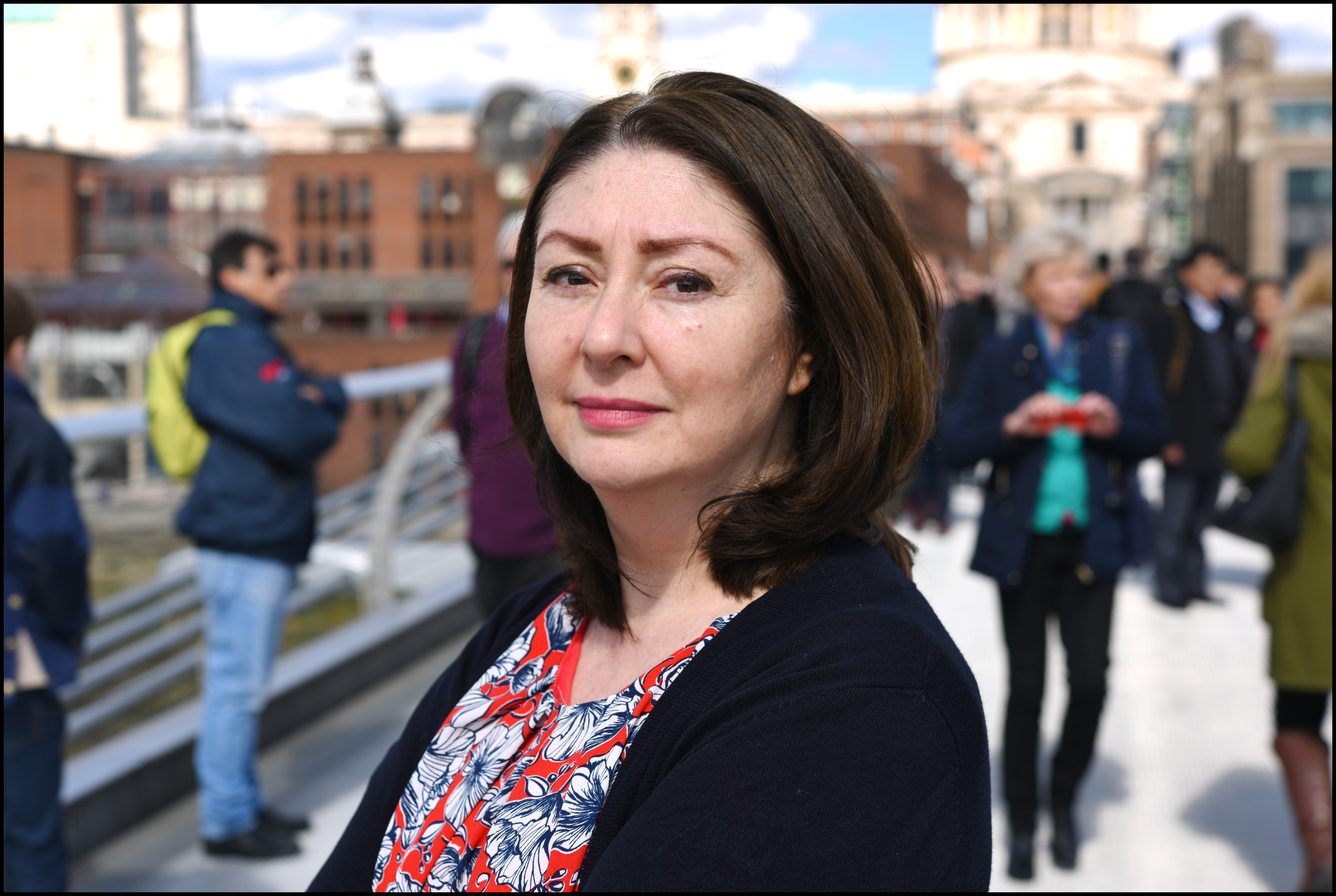 Extended Interview with  Maryam Namazie