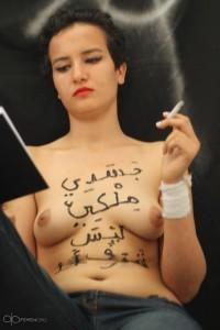 International Day to Defend Amina 2013