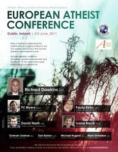 European Atheist Conference 2011