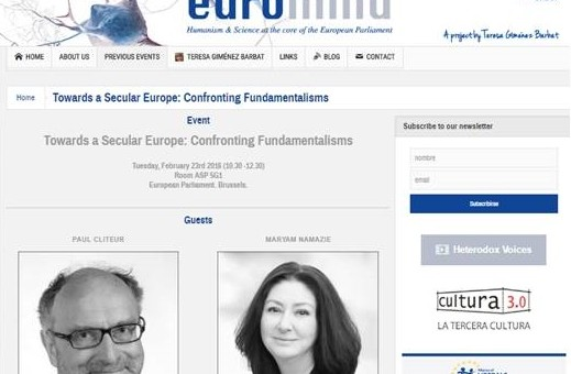 Towards a Secular European Society