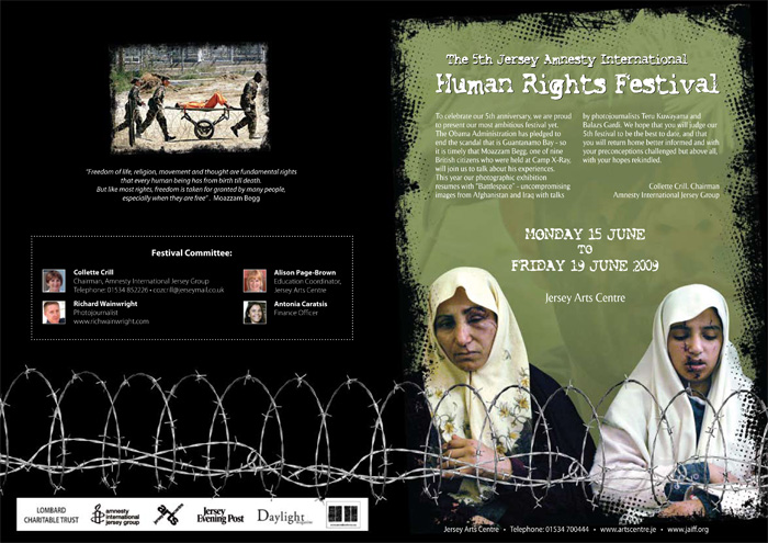 Jersey Human Rights Festival