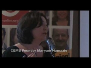 Ex-muslim Shock and Provoke - Maryam Namazie's speech at CEMB anniversary 2012