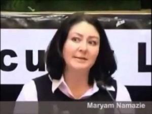 la gauche pro-islamique/ the pro-islamist left : Maryam Namazie