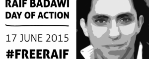 Day of Action for Raif Badawi