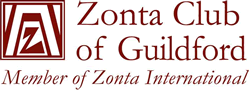 One Law for All campaign talk to Zonta Guilford members