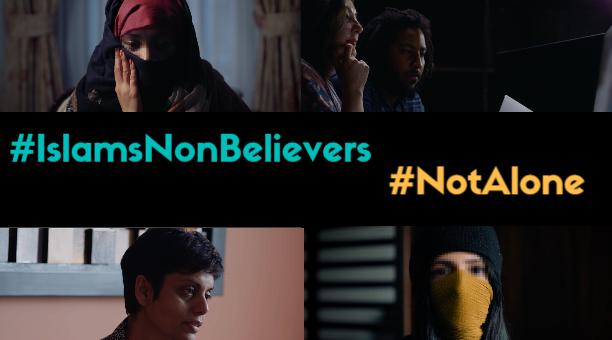 Risultati immagini per Deeyah Khan, Islam Non-Believers