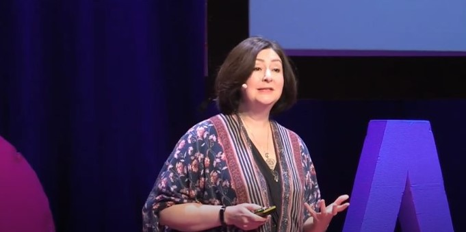 Creativity in Protesting Religious Fundamentalism, TedX Warwick with Maryam Namazie