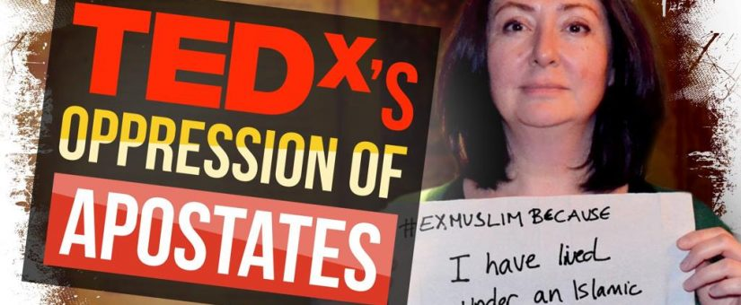 TEDx's DE-FACTO Blasphemy Law | Rationality Rules on Maryam Namazie's censorship